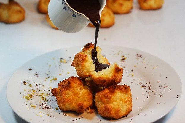 Rochers coco croquant et moelleux - Rodolphe Briec - blog Court-Bouillon