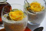 Hello everybody ! Vous avez besoin d'énergie ? je vous propose un breakfast équilibré, tendance et coloré. Finie la bouillie triste et peu ragoûtante. Le Porridge aux graines de Chia, mangue et noix de coco vous apportera tous les biens faits énergétique d'un plat complet et évite le petit creux de fin de matinée. Miser sur le porridge, c'est aussi miser sur votre santé.