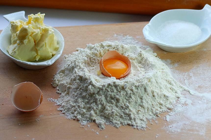 La pâte brisée sucrée – Ma recette maison