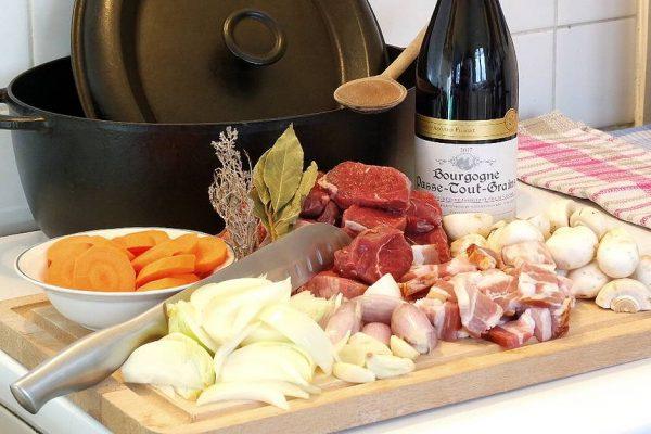 Boeuf bourguignon - mon ragoût maison - Rodolphe briec - Le blog court-bouillon
