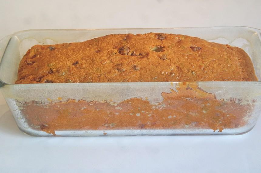 Gâteau au jambon - blog court-bouillon - Rodolphe Briec