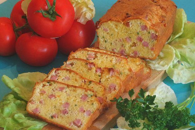 Gâteau au jambon -blog court-bouillon- Rodolphe Briec