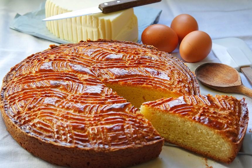 Gâteau breton – Cuisine de Bretagne