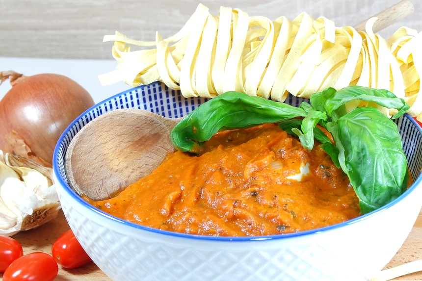 La sauce tomate